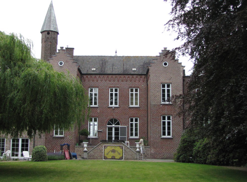 Kasteel Sint-Eloois-Winkel