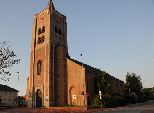 Kerk Sint-Eloois-Winkel