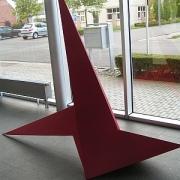 Kunstwerk administratief centrum