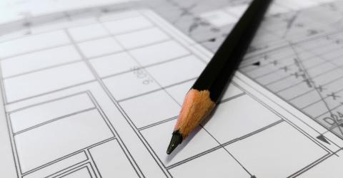 Plannen tekenen
