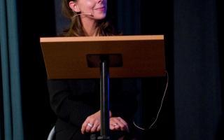 Carine Caljon: Kokette taalkronkels